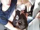 Backseat Blowjob Teen Boy Porn